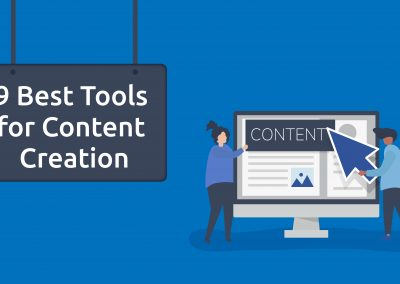 9 Best Tools for Content Creation by Jai Chaudhary Content Marketers